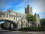 Christchurch Cathedral, Dublin, Ireland – founded c.1028