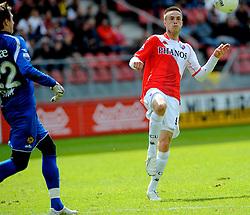 16-05-2010 VOETBAL: FC UTRECHT - RODA JC: UTRECHT<br /> FC Utrecht verslaat Roda in de finale van de Play-offs met 4-1 en gaat Europa in / Ricky van Wolfswinkel<br /> ©2010-WWW.FOTOHOOGENDOORN.NL