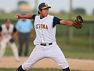 High School Baseball - Iowa City Regina v Mount Vernon - July 20, 2013
