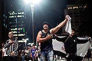 São Paulo, 4 de Julho de 2012 - PACAEMBU - Corinthians vence o Boca Juniors por 2x0 e é campeão da Taça Libertadores da América pela primeira vez