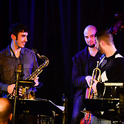 Members of the PMAC faculty perform in Jazz Night 2013 at The Loft in Portsmouth, NH