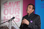 Dr Kailash ChandCreator of the e-petition calling on the government to drop the Health and Social Care Bill  which despite attracting over 166,000 signatures has been denied time for a parliamentary debate. This week as the governments controversial Health and Social Care Bill enters its final stages in the House of Lords, patients, health workers and campaigners are to come together on Wednesday for a TUC-organised Save Our NHS rally in Westminster. On Wednesday (7 March 2012) over 2,000 nurses, midwives, doctors, physiotherapists, managers, paramedics, radiographers, cleaners, porters and other employees from across the health service will join with patients to fill Central Hall Westminster. Once inside they will listen to speeches from politicians, fellow health workers, union leaders and health service users.