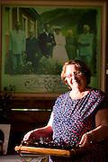 Venda Nova do Imigrante_ES, Brasil...Retrato de uma dona de casa...A housewife portrait...Foto: LEO DRUMOND / NITRO