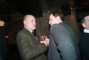 AL MURRAY, The Diaries of Fleet Street Fox - book launch party<br /> Century Club, 61-63 Shaftesbury Avenue, London, 18 February 2013