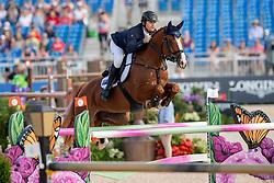 Raymont Billy, AUS, Oaks Redwood<br /> World Equestrian Games - Tryon 2018<br /> © Hippo Foto - Dirk Caremans<br /> 23/09/2018