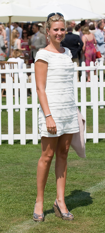 Windsor Great Park, 27th July  Smith Lawns,  Holly Branson at Cartier International Polo at the Guards Polo club