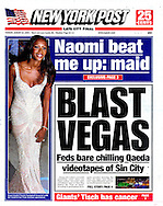 New York Post August 30, 2004 - Photo of Naomi Campbell  by Tony Barson (2357354).WireImage Entertainment Covers.Various Locations.Various Locations, Various Locations Various Locations.October 13, 2002.Photo by Lisa Mauceri/WireImage.com..To license this image (3311559), contact WireImage:.+1 212-686-8900 (tel).+1 212-686-8901 (fax).info@wireimage.com (e-mail).www.wireimage.com (web site)