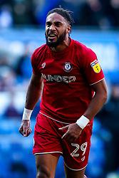 Ashley Williams of Bristol City celebrates beating Cardiff City - Mandatory by-line: Robbie Stephenson/JMP - 10/11/2019 -  FOOTBALL - Cardiff City Stadium - Cardiff, Wales -  Cardiff City v Bristol City - Sky Bet Championship