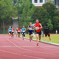 IVP 800m: Cheryl Chan of Ngee Ann Poly wins in 2:33.86<br />