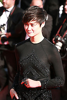 Li Yuchun at the Palme d'Or  Closing Awards Ceremony red carpet at the 67th Cannes Film Festival France. Saturday 24th May 2014 in Cannes Film Festival, France.