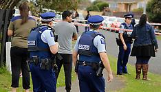Auckland-Man dead from gunshot, Winford Street, Manurewa