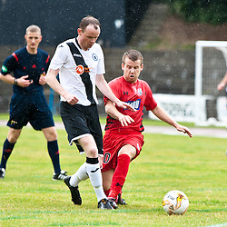 Edinburgh City v Queen's Park | Petrofac Cup | 25 July 2015