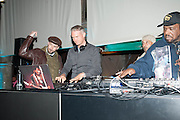 AFRIKA BAMBAATAA, The Bronx Museum of the Arts, Tanya Bonakdar Gallery and the Victoria Miro Gallery host a reception and dinner in honor of Sarah Sze: Triple Point. Representing the United States of America at the 55th Biennale di Venezia with the Co  Commissioners of the  U. S. Pavilion Holly Block, Executive Director of the Bronx Museum of the arts  and Carey Lovelace. <br /> <br /> Rialto Fish market. Venice. . 29 May 2013