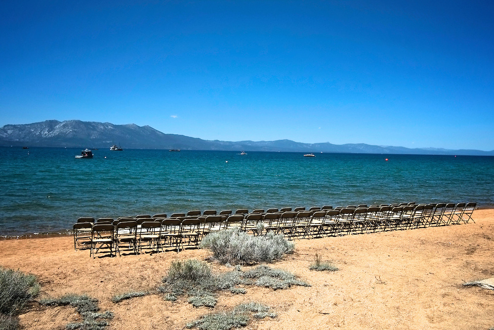 Fourth of July. Lake Tahoe, CA