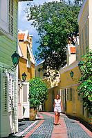 Hotel Kura Hulanda, Willemstad, Curacao, Netherlands Antilles