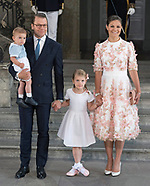 Crown Princess Victoria's 40th Birthday Celebrations