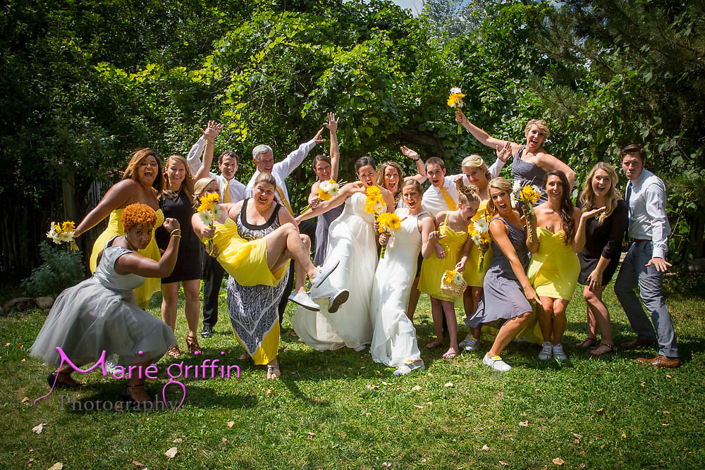 Stephanie Ryan and Erika Pepmeyer wedding day at Lone Hawk Farm in Longmont , CO on Aug. 21, 2015.<br /> Photography by: Marie Griffin Dennis/Marie Griffin Photography<br /> mariegriffinphotography.com<br /> mariefgriffin@gmail.com