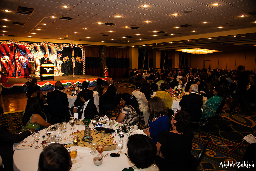 The India Association of the Virgin Islands 66th Independence Day Celebration. Friday September 7, 2012. Marriott's Frenchman's Reef Resort.  © Aisha-Zakiya Boyd