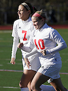 Yorktown, New York - North Rockland plays John Jay-East Fishkill in the Section 1 girls' soccer Class AA championship game at Yorktown High School on Sunday, Nov. 7, 2010.