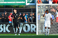 Deception Hugo LLORIS - 13.06.2015 - Albanie / France - Match Amical - Tirana<br />