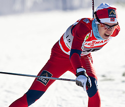 05.01.2011, Nordic Arena, Toblach, ITA, FIS Cross Country, Tour de Ski, Qualifikation Sprint Women and Men, im Bild Marte Elden (NOR, #15) . EXPA Pictures © 2011, PhotoCredit: EXPA/ J. Groder