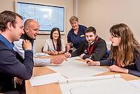 Corporate Graduate Programme marketing photography.