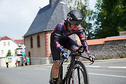 Tiffany Cromwell (AUS) at Lotto Thuringen Ladies Tour 2018 - Stage 7, an 18.7 km time trial starting and finishing in Schmölln, Germany on June 3, 2018. Photo by Sean Robinson/velofocus.com