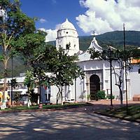 Catedral de Trujillo, Edo. Trujillo, Venezuela.