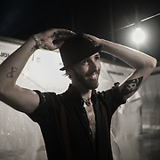 The Pirates of the Carabina at Glastonbury 2016.