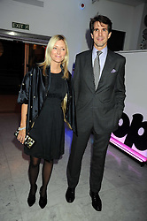 CROWN PRINCE PAVLOS and PRINCESS MARIE CHANTAL OF GREECE at an exhibition of work by Alan Aldridge held at the Design Museum, Shad Thames, London on 13th October 2008.