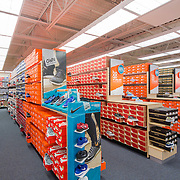 Rack Room Shoes Retail Store
