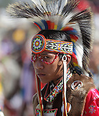 Portrait of the American Indian
