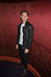 Actor LEWIS REEVES at a party hosted by fashion website Farfetch to launch i.am + EPs headphones hosted by Will.i.am at Loulou's, 5 Hertford Street, London on 16th September 2016.