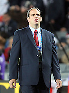 © Andrew Fosker / Seconds Left Images 2011  Martin Johnson (England Manager) England v Scotland - Rugby World Cup 2011 - Eden Park - Auckland - New Zealand - 01/10/2011 -  All rights reserved..