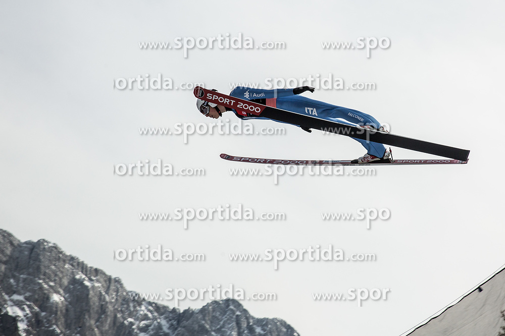Alex Insam of Italy during the Ski Flying Hill Individual Competition on Day Two of FIS Ski Jumping World Cup Final 2017, on March 24, 2017 in Planica, Slovenia. Photo by Vid Ponikvar / Sportida