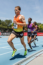 adidas Grand Prix Diamond League Track & Field: Men's 5000m, Ben True, USA