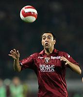 """Torino 29/9/2007 Stadio """"Olimpico""""<br /> Campionato Italiano Serie A<br /> Matchday 6 - Torino-Juventus (0-1)<br /> Alvaro Recoba (Torino)<br /> Photo Luca Pagliaricci INSIDE"""