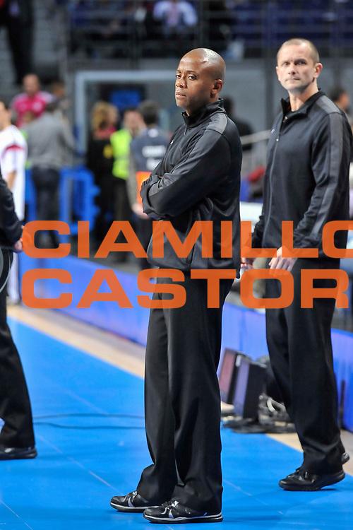 DESCRIZIONE : Eurolega Euroleague 2014/15 Gir.A Real Madrid - Dinamo Banco di Sardegna Sassari<br /> GIOCATORE : Joseph Bissang<br /> CATEGORIA : Arbitro Referee<br /> SQUADRA : Arbitro Referee<br /> EVENTO : Eurolega Euroleague 2014/2015<br /> GARA : Real Madrid - Dinamo Banco di Sardegna Sassari<br /> DATA : 05/11/2014<br /> SPORT : Pallacanestro <br /> AUTORE : Agenzia Ciamillo-Castoria / Luigi Canu<br /> Galleria : Eurolega Euroleague 2014/2015<br /> Fotonotizia : Eurolega Euroleague 2014/15 Gir.A Real Madrid - Dinamo Banco di Sardegna Sassari<br /> Predefinita :
