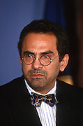 Jose Ramos-Horta Nobel Peace Prize winner and Timorese Resistance Leader speaks at the National Press Club November 11, 1996 in Washington, DC.