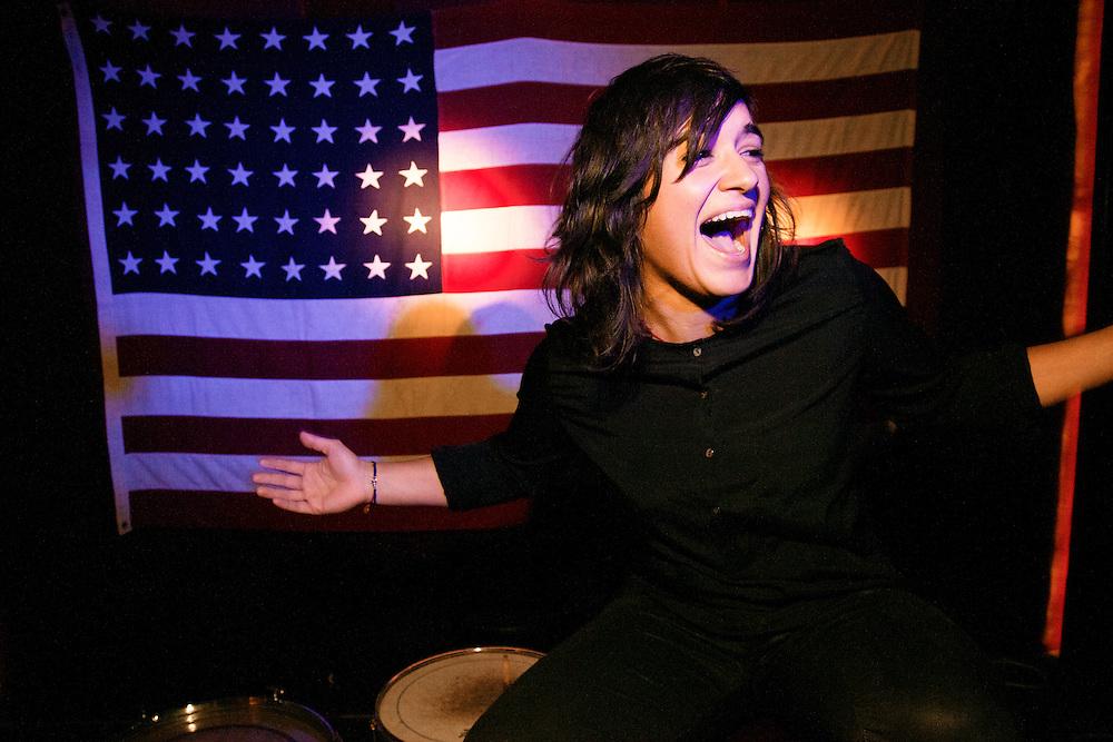 Sabrina Jalees - DTF - Erin's Birthday Show - January 21, 2013 - Grand Victory - Brooklyn, NY