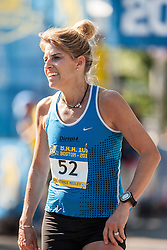 Boston Athletic Association 10K road race: Sheri Piers, top female masters