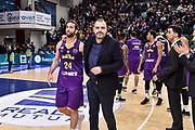 Yogev Ohayon, Stefanos Dedas<br /> Banco di Sardegna Dinamo Sassari - Unet Hapoel Holon<br /> FIBA BCL Basketball Champions League 2019-20<br /> Sassari, 28/01/2020<br /> Foto L.Canu / Ciamillo-Castoria