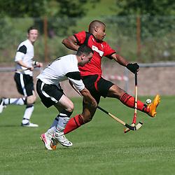 GLENURQUHART v OBAN CAMANACHD MacAulay Cup Final 18 August 2012
