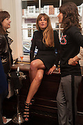ALEX SHULMAN; JEMIMA KHAN; BELLA FREUD, Vanity Fair Lunch hosted by Graydon Carter. 34 Grosvenor Sq. London. 14 May 2013