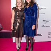 NLD/Amsterdam/20190910 - Het Nationale Ballet Gala 2019, Jet Bussemaker en vriendin