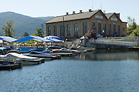 Sandpoint Idaho Marina