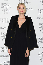 Gabriella Wilde bei den Harper's Bazaar Women of the Year Awards 2016 in London / 311016<br /> <br /> *** Harper's Bazaar Women of the Year Awards 2016 in London on October 31, 2016 ***