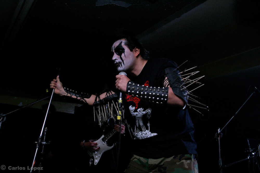 NAHUAL, PERUVIAN BAND OF BLACK METAL
