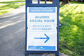 Alumni Social Hour