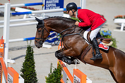 Rutschi Niklaus, SUI, Cardano CH<br /> European Championship Jumping<br /> Rotterdam 2019<br /> © Hippo Foto - Dirk Caremans